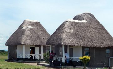 KASENYI LAKE RETREAT & CAMPSITE - KASESE