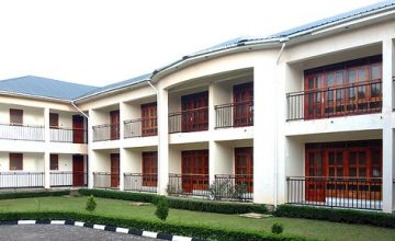 Kalya courts hotel - fort portal