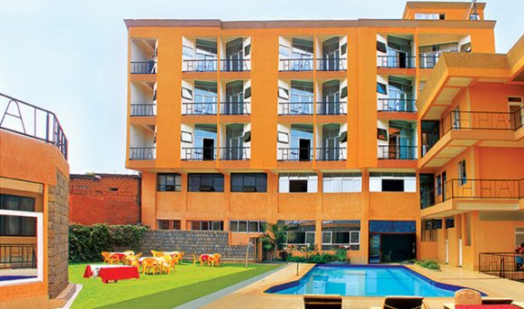 Kigali View Hotel and Apartments