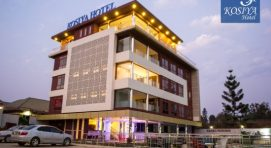 Kosiya hotel - mbarara