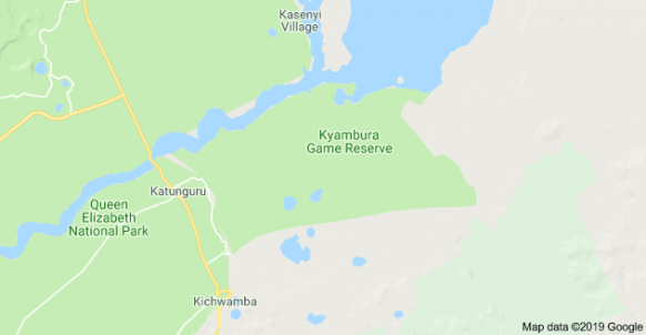 Kyambura Game Reserve