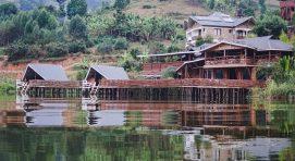 LAKE BUNYONYI ROCK RESORT - KIBALE