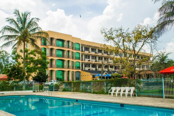 Lake view resort hotel - mbarara