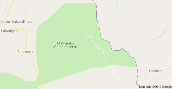 Matheniko Game Reserve