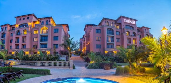 Méstil Hotel & Residences - Kampala