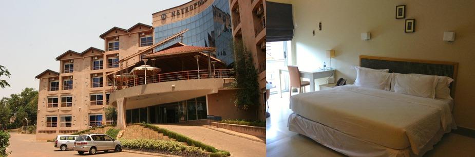 Metropole Hotel Kampala -  midrange hotel in kampala