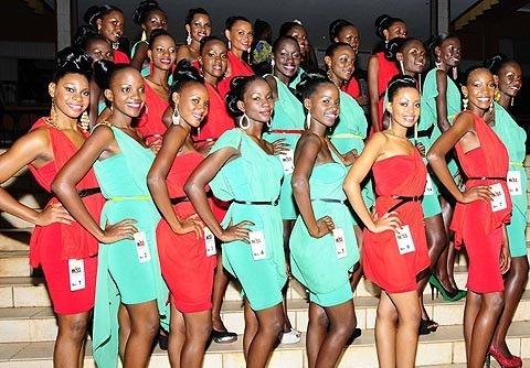 Miss-Tourism-Uganda-2015-finalists