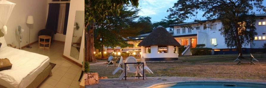 Mount Elgon Hotel- safari in Uganda