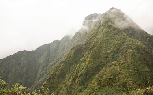 Mount. Sabyinyo