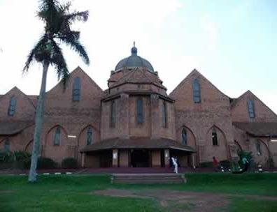 Namirembe cathedral Uganda