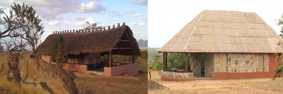 Nga'moru Wilderness Camp -safari lodge in kidepo