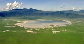 Ngorororo crater