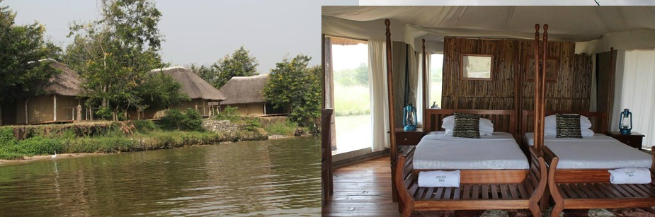 Ntoroko Game Lodge - accommodation in semiliki uganda