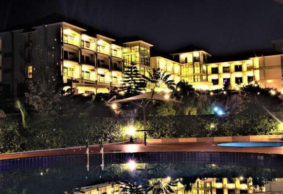 Nyaika hotel - fort portal