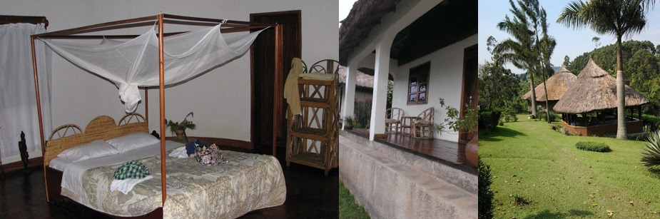 Nyinabulitwa Country Resort & Safari Camp - budget accommodation in kibale np