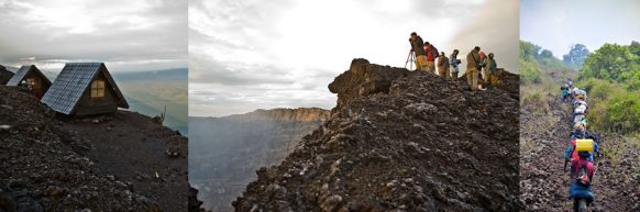 Nyiragongo-Volcano-Hike congo safari
