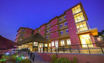 Nyumbani Hotel - Kasubi, Kampala