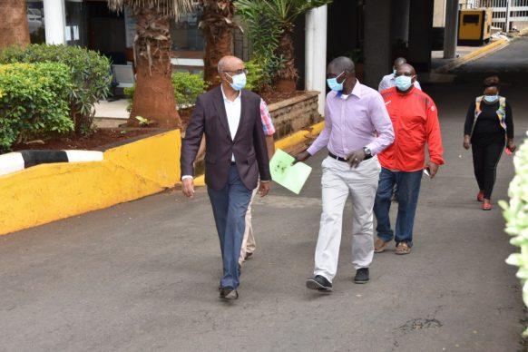 Kenya Coronavirus Update on 13th June