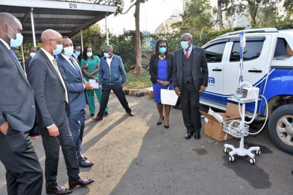 Kenya Coronavirus Update for 18th June