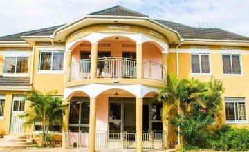 Palace hotel - mbarara