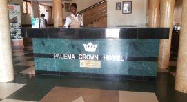Palema crown hotel