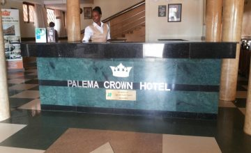 Palema crown hotel