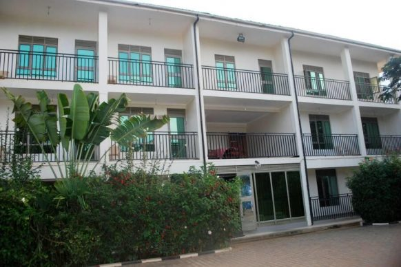 Palm world hotel - mbarara