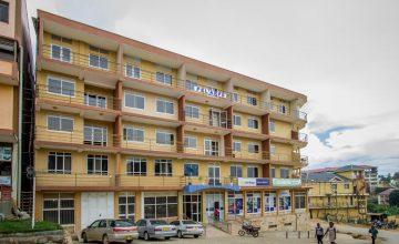 Pel'arps hotel & apartments - mbarara
