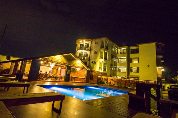 Peponi Living Spaces Hotel