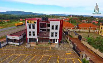 Pinnacle hotel - mbarara