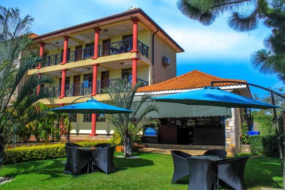Rosemary Courts Hotel - Entebbe