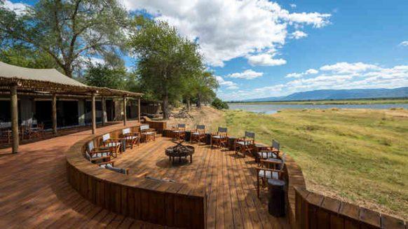 Ruckomechi Camp Zimbabwe Safari Tours Package