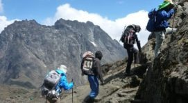 Rwenzori Mountain Hiking Uganda Tour 9 Days