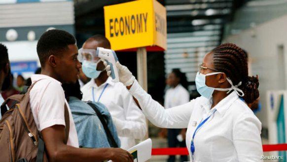 South Africa Coronavirus Update