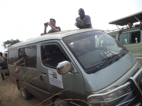 #game driving safaris in uganda