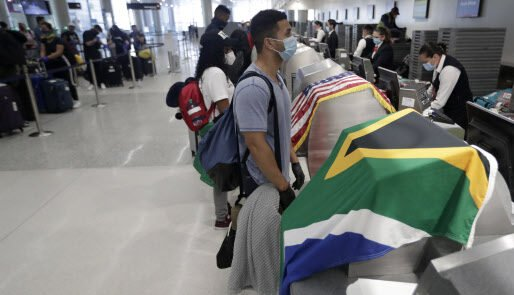 South Africa to Evacuate its Nationals from China
