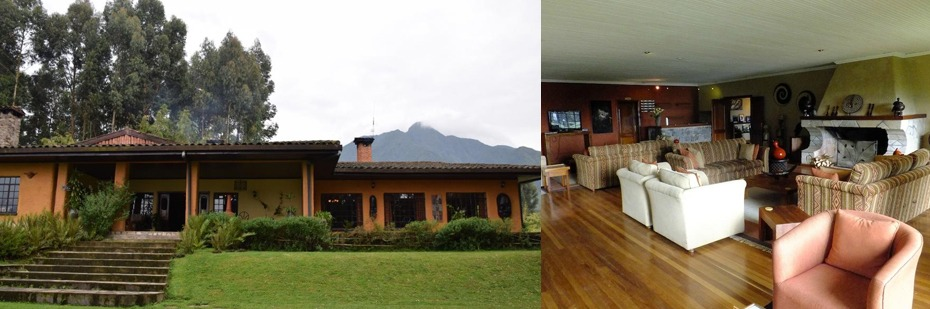 Sabyinyo Silverback Lodge-rwanda