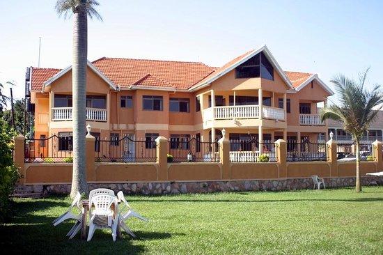 Sienna beach hotel entebbe