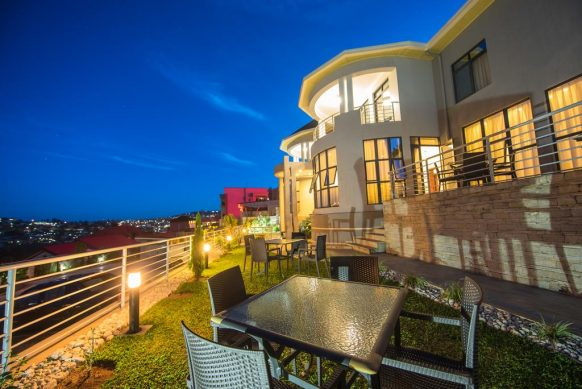 The Court Boutique Hotel Rwanda