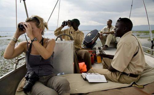 Toro Semliki wildlife reserve Boat ride
