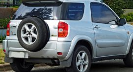 Toyota RAV4 (ACA20R) Cruiser hardtop-secoundgeneration