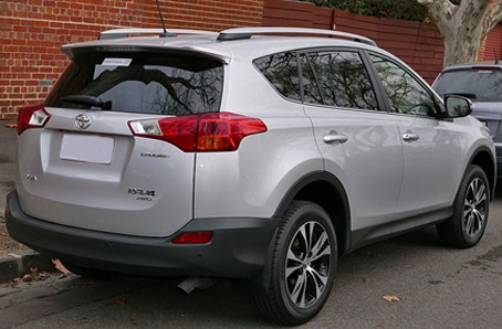 Toyota RAV4 (ALA49R MY14) Cruiser wagon-4th generation