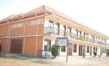 UHURU 50 HOTEL - KASESE