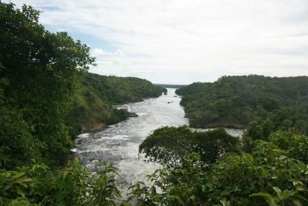 river nile in uganda