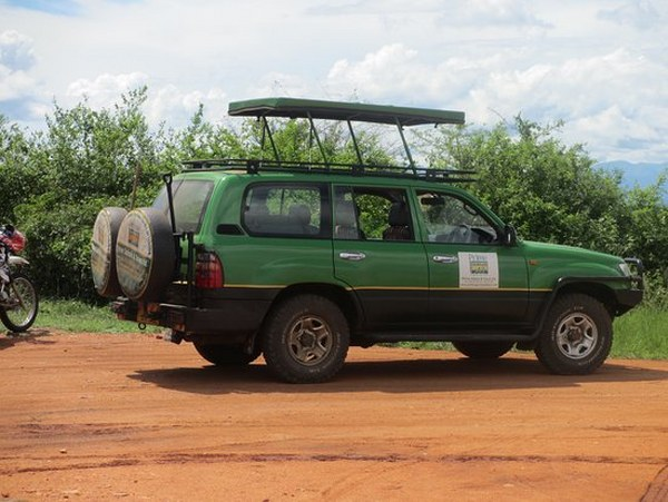 Self drive car hire in Rwanda