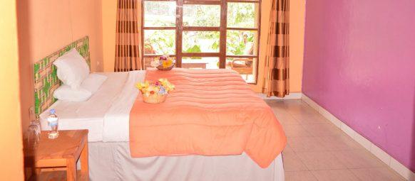 Villa Gorilla Lodge Kiningi