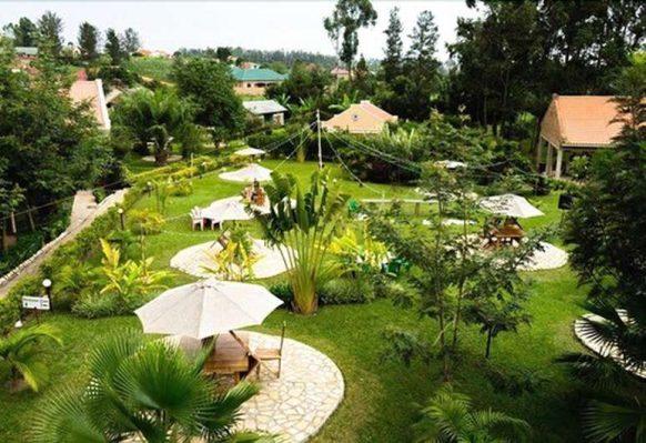 Wagga resort hotel - mbarara