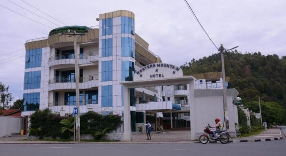 Western Mountain Hotel