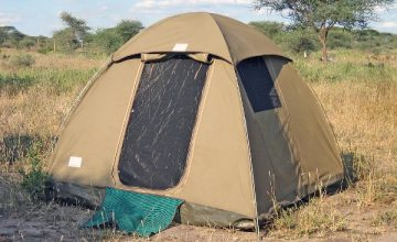Wildlife Camping Uganda Tour 14 Days
