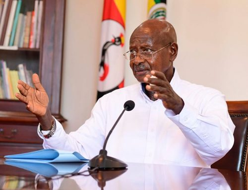 President Museveni of Uganda Address on Coronavirus Updates